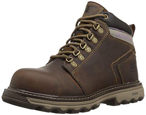 Caterpillar Womens Ellie Steel Toe / Dark Beige Work Boot
