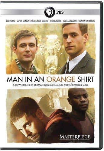 Man in an Orange Shirt (Masterpiece)