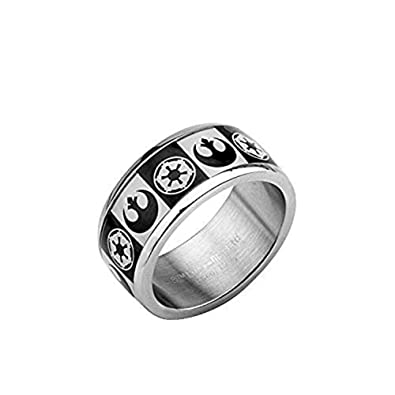 Disney Star Wars Stainless Steel Galactic Empire And Rebel Alliance