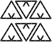 Magic Ball Rack, Billiard Triangle Ball Holder Cue Accessory Perfect Rack Use for Table Pool