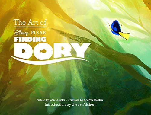 The Art of Finding Dory by imusti