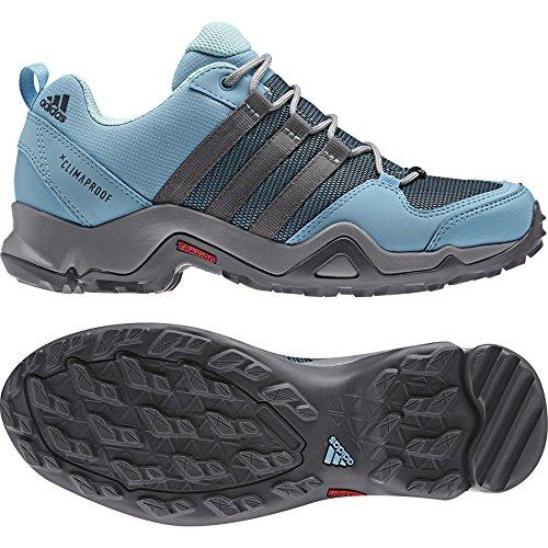Adidas Scarpe Da Trekking Ax2 Cp Delle Donne Ch Solido Grigio / Vapori Blu / Grigio Cinque