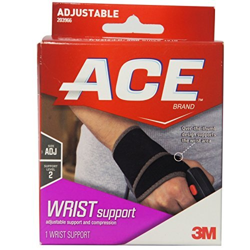 ACE Wrist Support One Size 1 ea