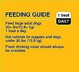PEDIGREE DENTASTIX Dental Dog Treats for Large Dogs