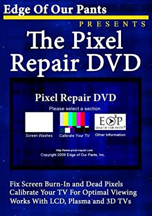 Amazoncom The Pixel Repair Dvd Not Applicable John Davidson