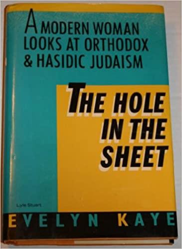 Orthodox jewish sex sheet