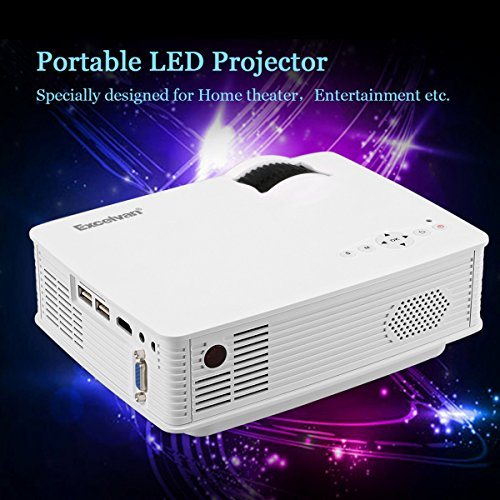 Buy excelvan projector reviews
