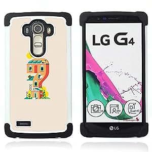 """LG G4 H815 H810 H811 LS991 LS986 US991 H815 U812 - 3 en 1 impreso colorido de Altas Prestaciones PC Funda chaqueta Negro cubierta gel silicona suave (Mario Game House"""")"""