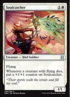 Amazon.com: Magic: the Gathering - Gustcloak Savior - Duel ...