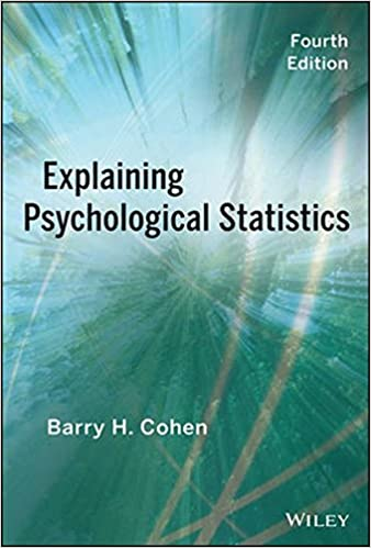 Explaining psychological statistics barry h cohen 9781118436608 explaining psychological statistics 4th edition fandeluxe Image collections