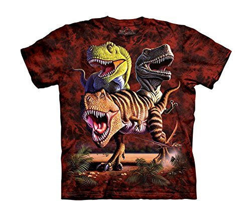 The Mountain Kids Rex Collage T-Shirt