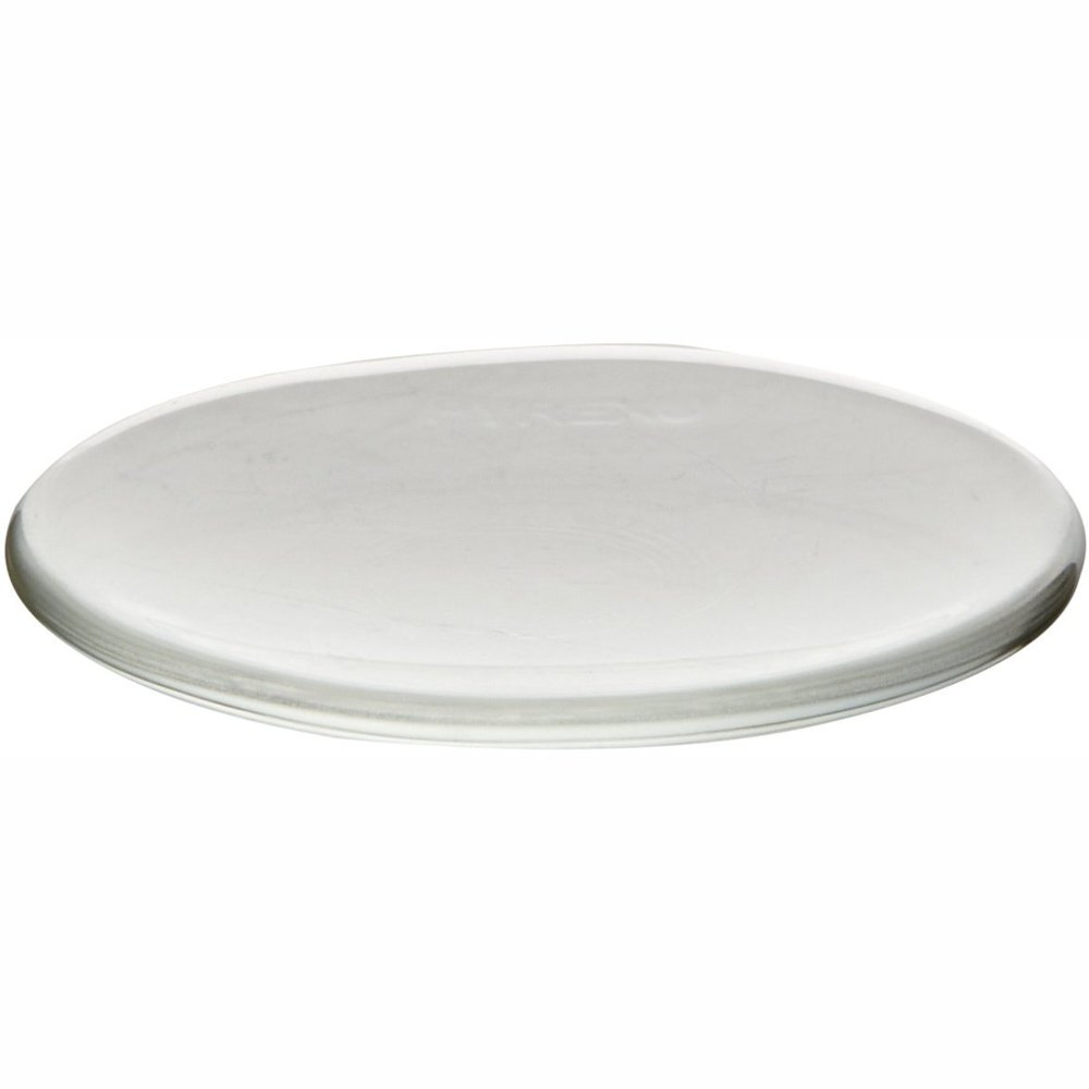 Corning PYREX #9985-90, 90mm Diameter Plain Watch Glass/Beaker Cover (Pack of 12) by Corning