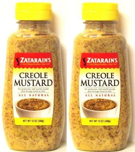 Zatarain's Creole Mustard (2 pack)