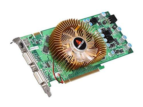 BIOSTAR VN9603TD52 BS20R Picture of BIOSTAR VN9603TD52 BS20R GeForce 9600 GT 512MB 256-bit DDR3 (512mb 256 Bit Ddr3)