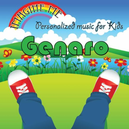 Imagine Me - Personalized Music for Kids: Genaro
