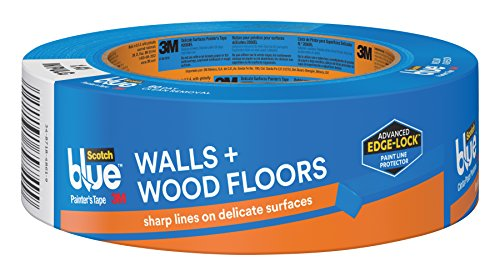 OOD FLOORS Painter's Tape, 1.41-Inch x 60-Yards, 1 Roll ()