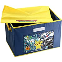 Pokemon Kids Toy Multipurpose Folding Storage Box