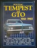 Pontiac Tempest and GTO 61-65 9780948207228