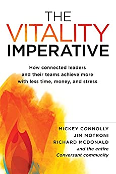 Vitality Imperative connected leaders achieve ebook product image