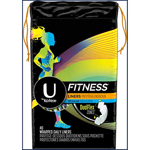 U By Kotex Fit Liner 40