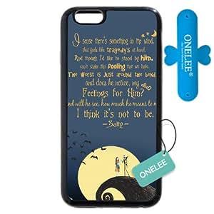"UniqueBox Customized Disney Series Case for iPhone 6+ Plus 5.5"", The Nightmare Before Christmas iPhone 6 Plus 5.5"