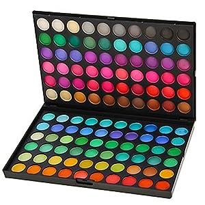 Shengyu 120 Colours Eyeshadow Eye Shadow Palette Makeup Kit Set Make up Professional Box by Shengyu
