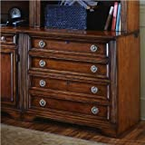 Cheap Hooker Furniture Lateral File in Clear Cherry Finish
