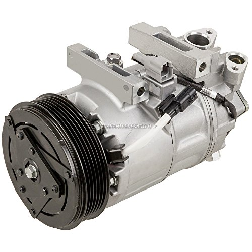 AC Compressor & A/C Clutch For Nissan Altima 2.5SL 2.5SV 2013 2014 2015 - BuyAutoParts 60-03300NA NEW