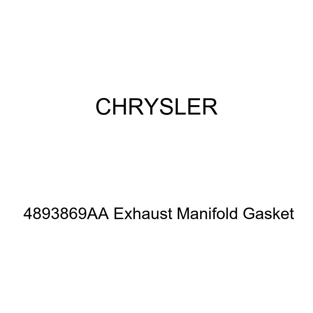 Genuine Chrysler 4893869AA Exhaust Manifold Gasket