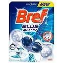 Bref Blue Activ Cesta WC - 50gr