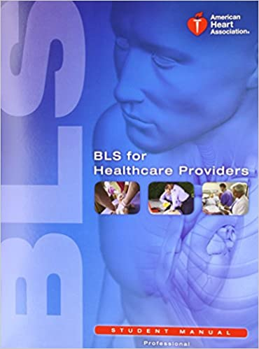 BLS For Healthcare Providers Student Manual 9781616690397