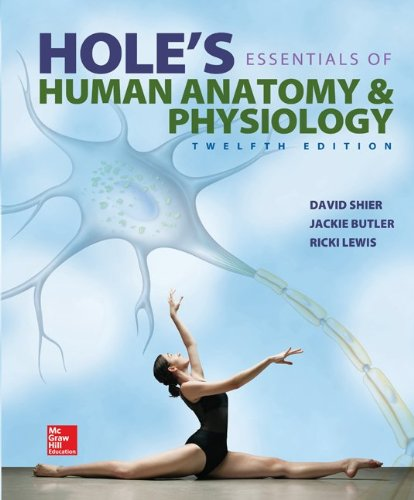 Hole's Essen.Of Human Anat.+Physiology