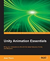 Unity Animation Essentials Front Cover