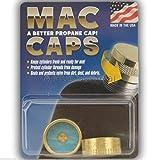 Cheap Propane Tank Mac Caps 1 lb Cylinder Seal Protect Save Stove Lantern Camping