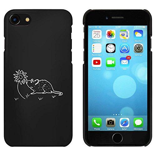 Noir 'Souris' étui / housse pour iPhone 7 (MC00063585)