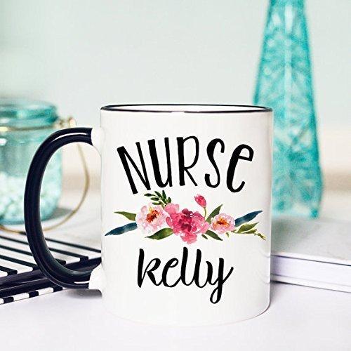 Nurse Mug, Personalized Mug, Gifts for Nurse, Nurse Gifts, Custom Mug, Registered Nurse Mug, Nurse Coffee Mug, Nurse Cup, Coffee Tea Mug, 11oz