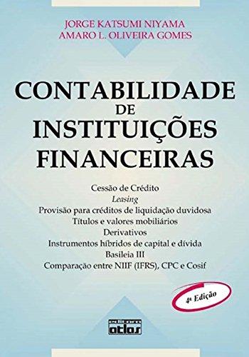 Contabilidade de Instituições Financeiras