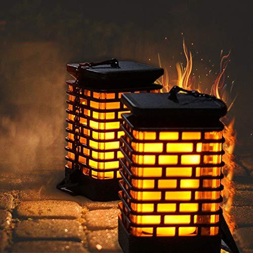Solar Powered Garden Lantern Lights in US - 6