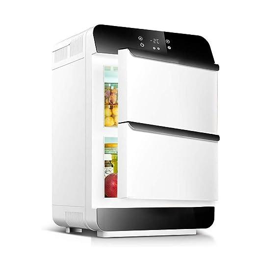 GAONAN Refrigerador de Coches, Mini refrigerador, 28 litros de ...