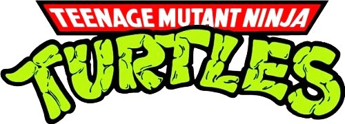 Teenage Mutant Ninja Turtles Cartoon 001 (Size W11 x H4.2 Centimeter) Car Motorcycle Bicycle Skateboard Laptop Luggage Vinyl Sticker Graffiti Decal Bumper Sticker By August999