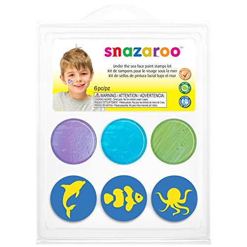 Snazaroo Under Face Paint Stamp