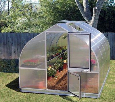Riga Greenhouse - RIGA V Polycarbonate Commercial Greenhouse