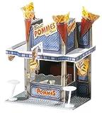 Faller - F140444 - Modélisme - Stand Forain Pommes Frite