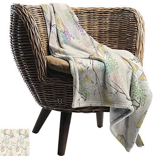 ZSUO Toddler Blanket 35