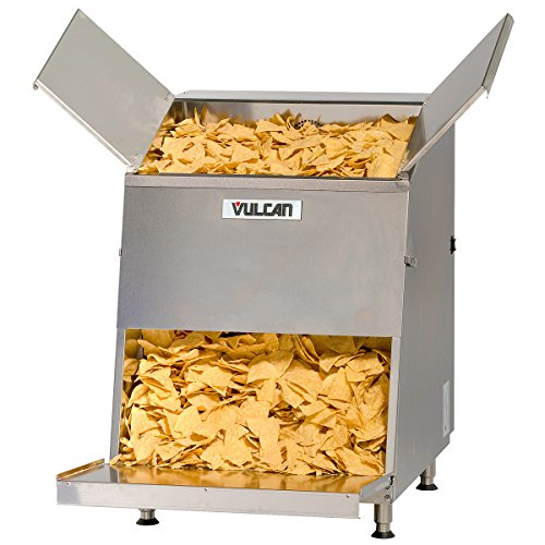 : Vulcan VCD Chip Warmer - 44 Gallon Capacity