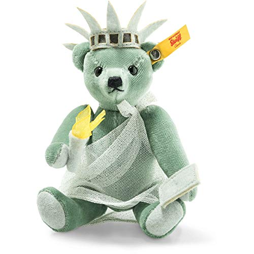 (Steiff Great Escapes New York Teddy Bear in Gift Box)