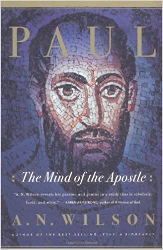Image result for wilson, paul: the mind of the apostle