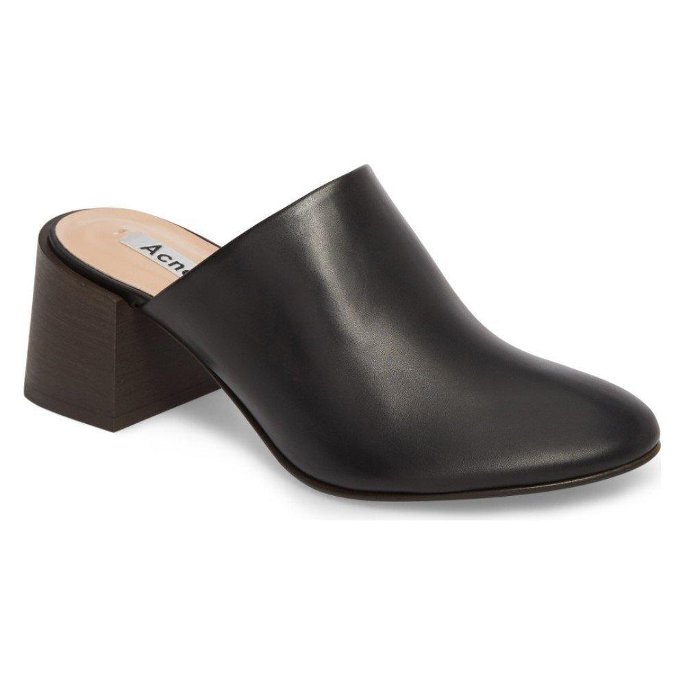 (アクネ ストゥディオズ) ACNE STUDIOS レディース シューズ靴 サンダルミュール Sil Block Heel Mule [並行輸入品] B079L14KBY