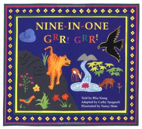 Nine-in-One, Grr! Grr! by Children's Book Press