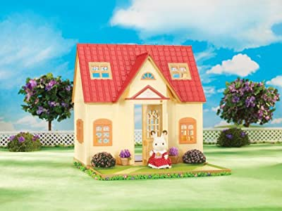 Calico Critter Cozy Cottage by Calico Critters